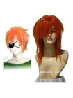 D.Gray-man Ravi.Bookman.Jr 50cm Cosplay Wig