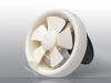 Glass-mounting ventilation fan