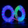 Long Life Time Square LED Rainbow Tube