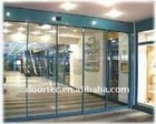 automatic door telescopic sliding type