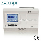 Wireless home intruder alarm system with contact ID function