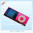 "Good quality 1.8"" TFT Screen MP4 Player with Built-in Speaker"