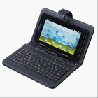 7 inch epad keyboard case