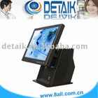 2012 Top Selling DTK-POS1508 15inch All in One EPOS System for Retail & Restaurant; Restaurant Touch POS Terminal