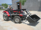 HYD front end loader powered by tractor