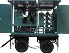 Updated Version Insulating Oil Filtration Machine in Movable Trailer Type Structure