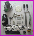 2 stroke C80 Bicycle engine kit/ Gas bike engine48cc/50cc/60cc/66cc/80cc