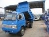 Foton light tipper truck