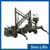 Self propelled aerial work platform