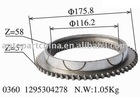 outer Gears for auto