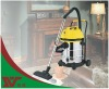 ash vacuum cleaner with wheels for fireplace