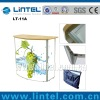 portable display promotional table