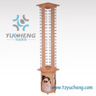 [YUCHENG] wood spectacle display rack Y812