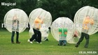 Inflatable body zorb/bumper ball 2012