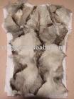 Real fur coat lining
