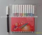 12 color crayons