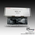 Toner Powder NGP-18 for Cannon