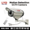 MicroSD/microSDHC Card Slot Waterproof IR Motion Detection Recording Digital Wireless CCTV DVR Camera