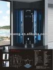 Luxurious computerized steam bathroom
