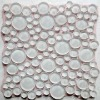 Round Glass Mosaic Tiles