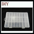 Plastic box for nails/beads/rhinestone/diy findings