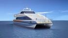 28m Aliuminium Catamaran