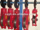 hoisting pulley with high quality factory directly sales