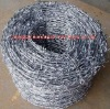 barbed wire(ISO9001certificated)