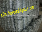 galvanized barbed wire (Shengjia)