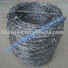 Barbed Iron Wire used as barrier