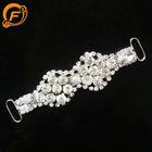 shiny diamond rhinestone chair sash buckle