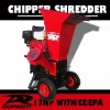CE,EPA approved Electric start 13 HP cool & nice chipper shredder