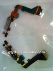 for iphone 4g mobile phone dock connector flex cable