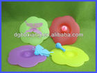 silicone lid for wedding, fashionable new style silicone lid
