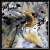 Eco-Friendly Flower print tencel fabric for 2011