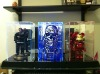 "LED Lighted Display Case for Hot Toys/Sideshow/Enterbay 1/6 Scale/12"" Figure/Statue/Dolls or collectibles"