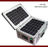 Portable solar system , home lighting system DN1305