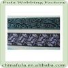 professional manufacturer supply polyester jacquard webbing belt