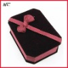 new design velour gifts boxes with crystal jewelry 120203919