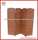 Classic ! Handmade photo folding garden screens room dividers