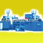 Three Color PVC Upper Injection Machine