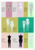 various kinds female headless display mannequins for sale