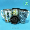 Stainless Steel Ceramic Mug