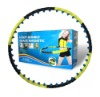 Plastic Magnetic Double Directions Hula hoop JS-6001