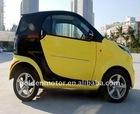 HDC07A 72V AC 6.5kw EEC approvel Electric smart car