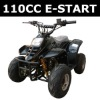 110cc electric start 4 wheeler atv, kids mini atv,zhejiang atv