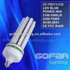high power 36W E27/E40/E39 led Energy Saving Lamp