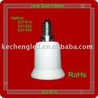 E27 to E14 LED light bulb adaptor