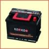Car battery DIN62
