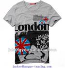 2012 latest fashion printing t-shirt